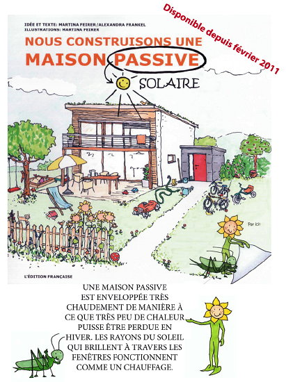 Livre sur la maison passive pour les enfants r novation passive - Livre renovation maison ...