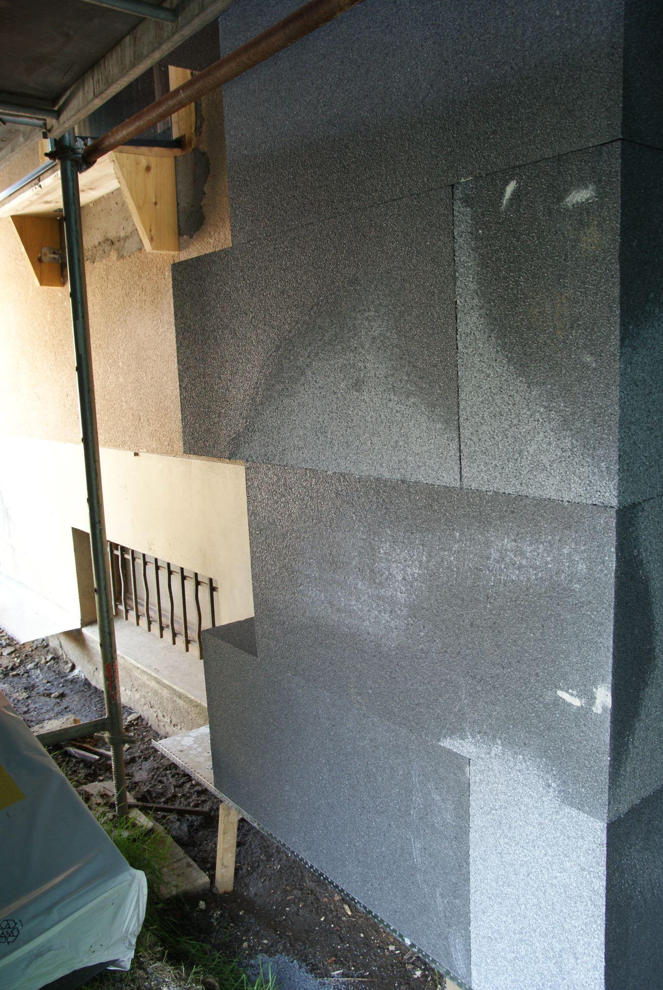 isolation exterieur ou interieur maison neuve maison moderne