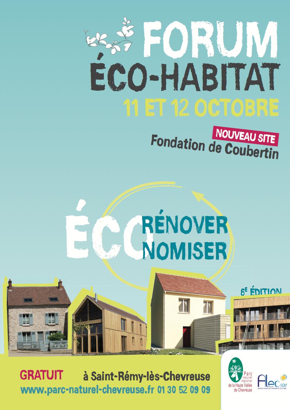 Forum co habitat le 11 et 12 octobre r novation passive for Forum habitat plus