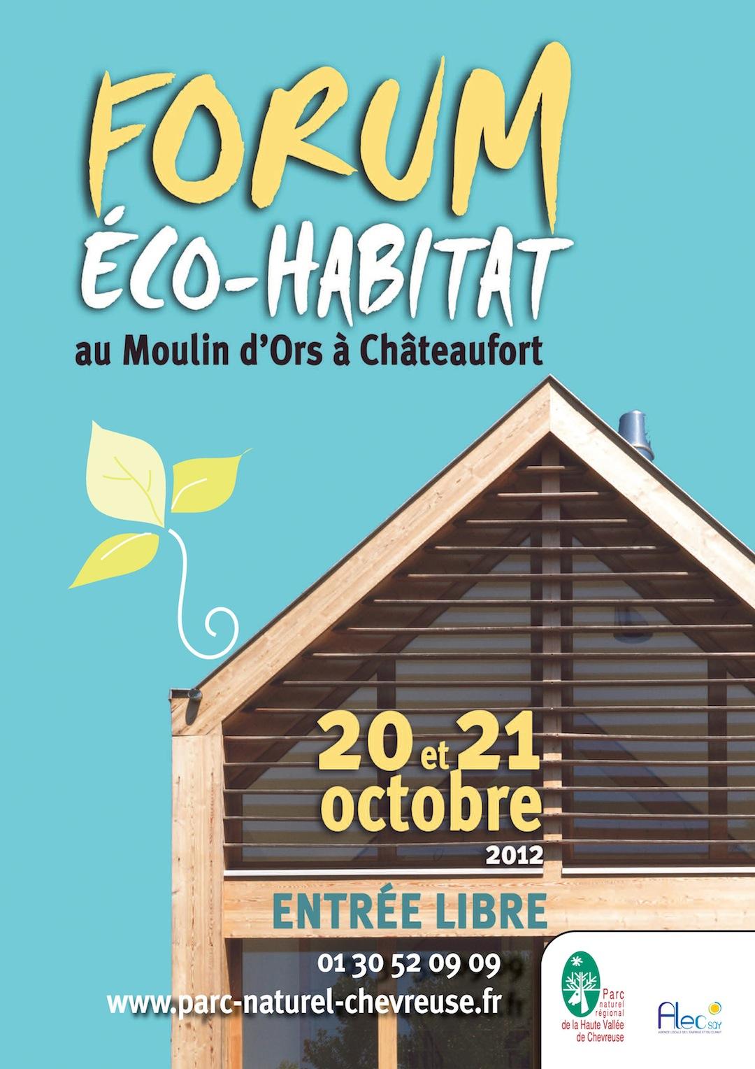 Forum co habitat le 20 et 21 octobre r novation passive for Forum habitat plus