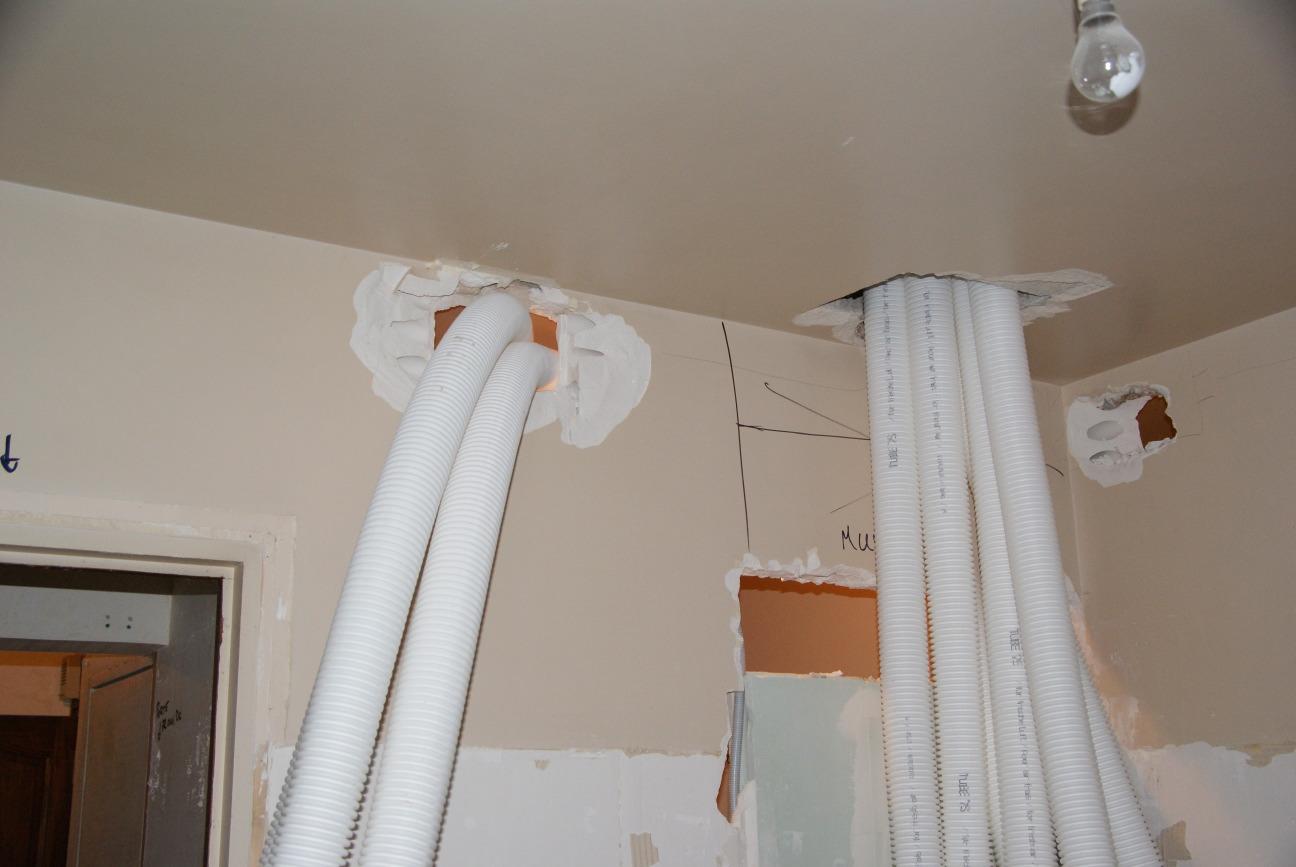 Ventilation Les Gaines Serpentent Renovation Passive